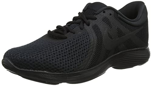 Revolution 4 (EU) Scarpe da Trail Running Uomo, Nero (Black/White/Anthracite 001), 45 EU (10 UK) Nike