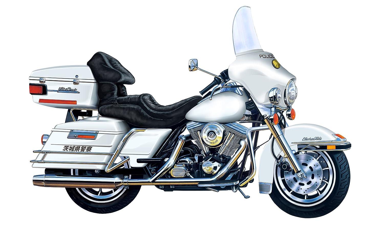 tiempo libre 1/12 de la serie Bike No.79 Ibaraki Polica Prefectural Prefectural Prefectural de blanco tipo carenado (Japn importacin / El paquete y el manual estn escritos en japons)  producto de calidad