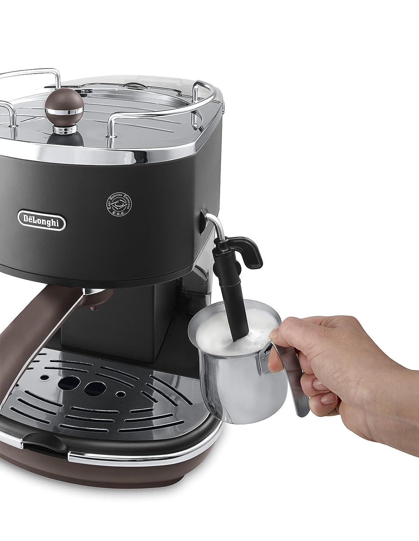Einkreiser-Espresso Siebträgermaschine DeLonghi ECOV 311.BK
