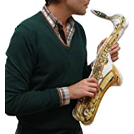 Saxophone Pillow Gift For Musicians Players Lovers Funny Present