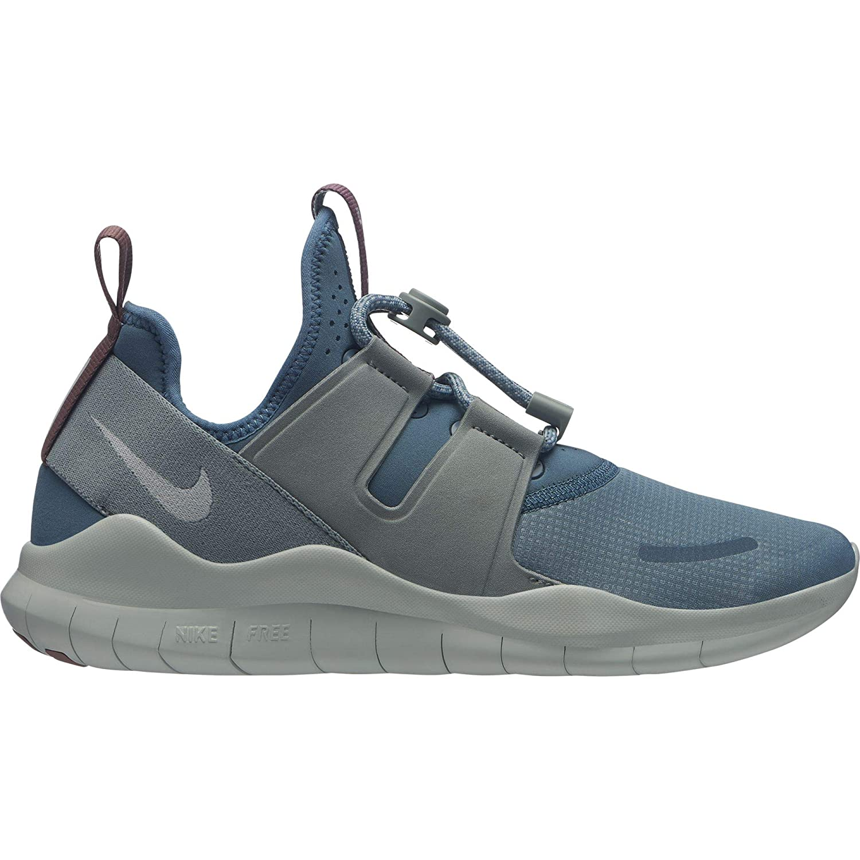 Nike Women's Free RN Commuter 2018 Running Shoe, Celestial TealLight Silver Mica Green, 9.5