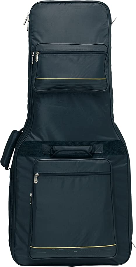 Rockbag - Funda para guitarra eléctrica de doble cuello: Amazon.es ...