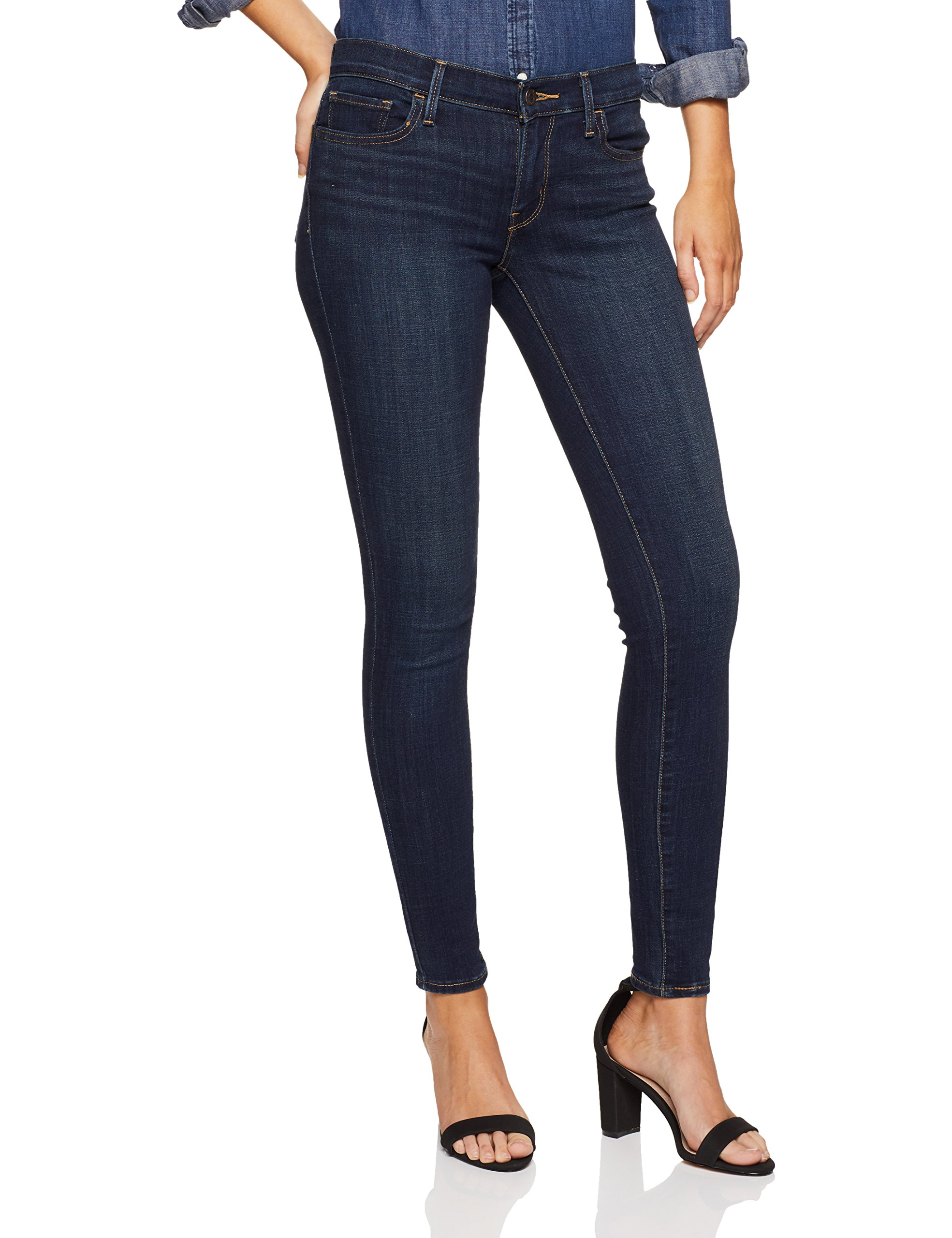 Levi's Women's 710 Super Skinny Jeans, Evolution, 30 (US 10) R