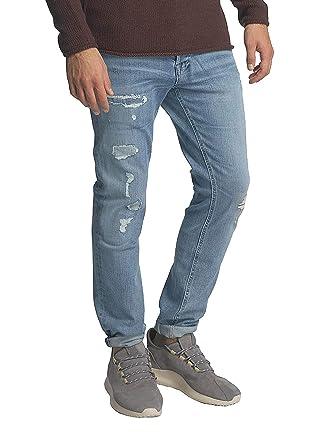 6087865cb9fffd Jack   Jones Herren Jeans   Slim Fit Jeans jjItim jjOriginal Blau W29 L30