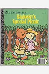 Bialosky's special picnic (A Little golden book) Hardcover
