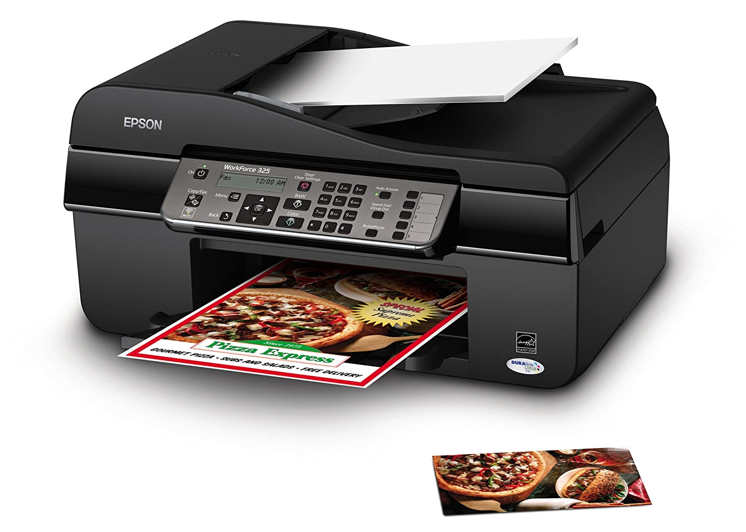 Amazon.com: Epson WorkForce 325 Color Inkjet All-in-One ...