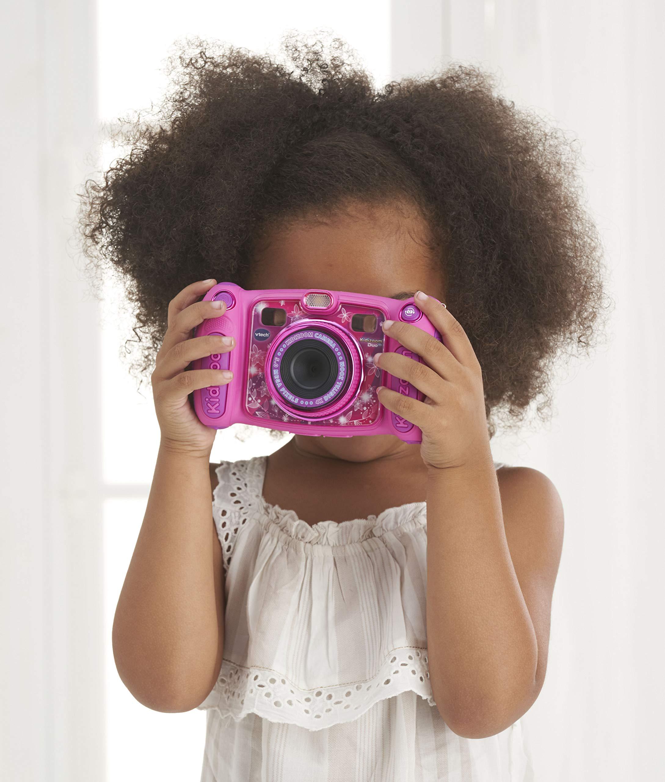 VTech Kidizoom Duo 5.0 Camera Pink by VTech (Image #8)