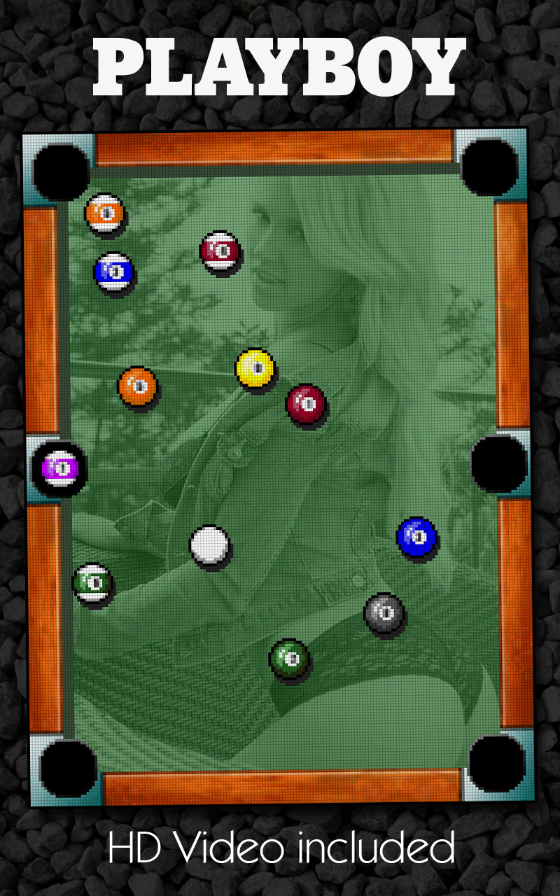 Amazoncom Playboy Sexy Video Billiard Hd Appstore For Android-5696