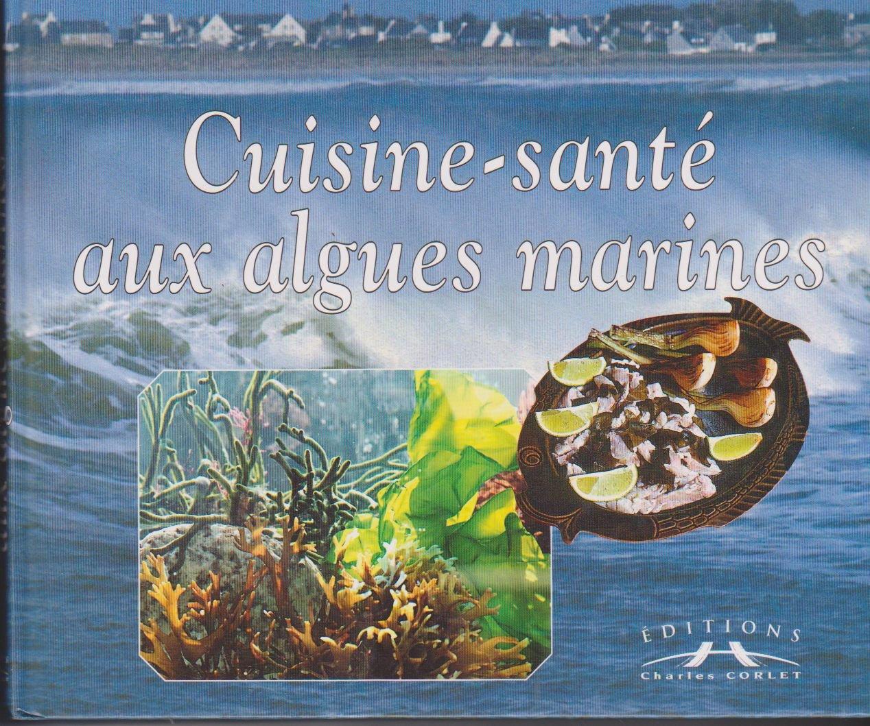 Cuisine Sante Aux Algues Marines Amazon Co Uk Helene Magarinos