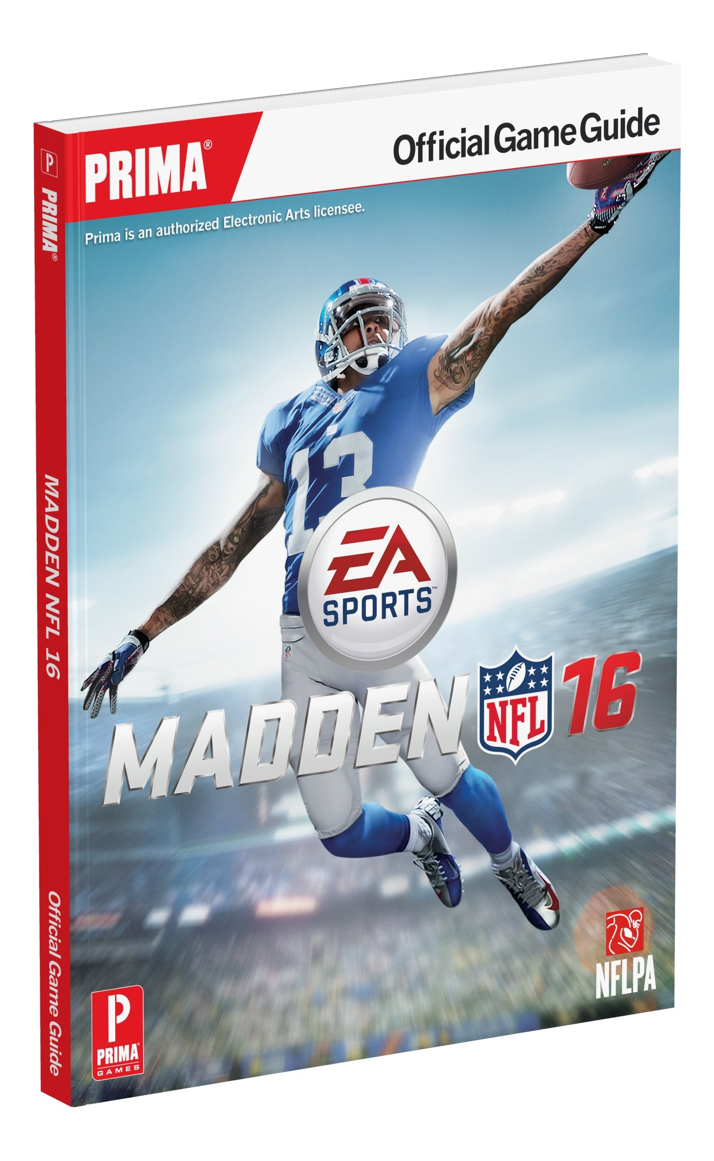 Madden NFL 16 Official Strategy Guide (Prima Official Game Guide): Zach  Farley: 9780744016345: Amazon.com: Books