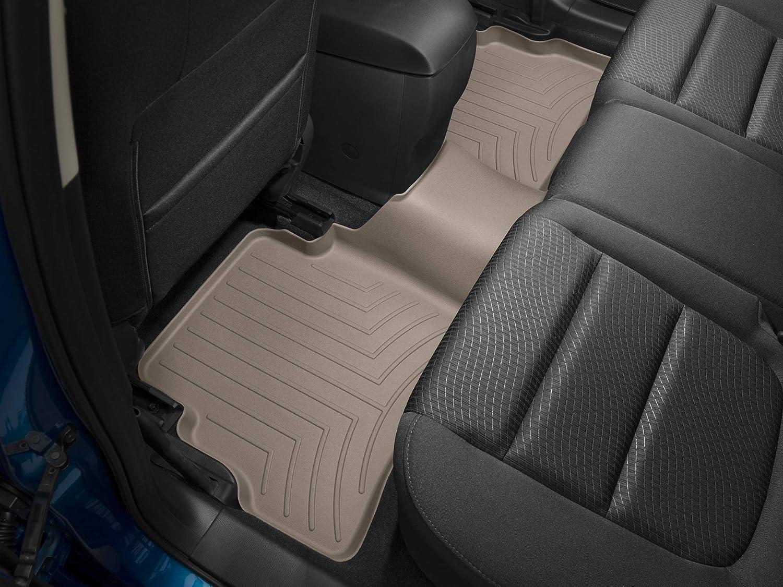 WeatherTech Alfombrilla Compatible con Mazda CX-5 2/°Gen 2017//19 Negro 1a y 2aFilas