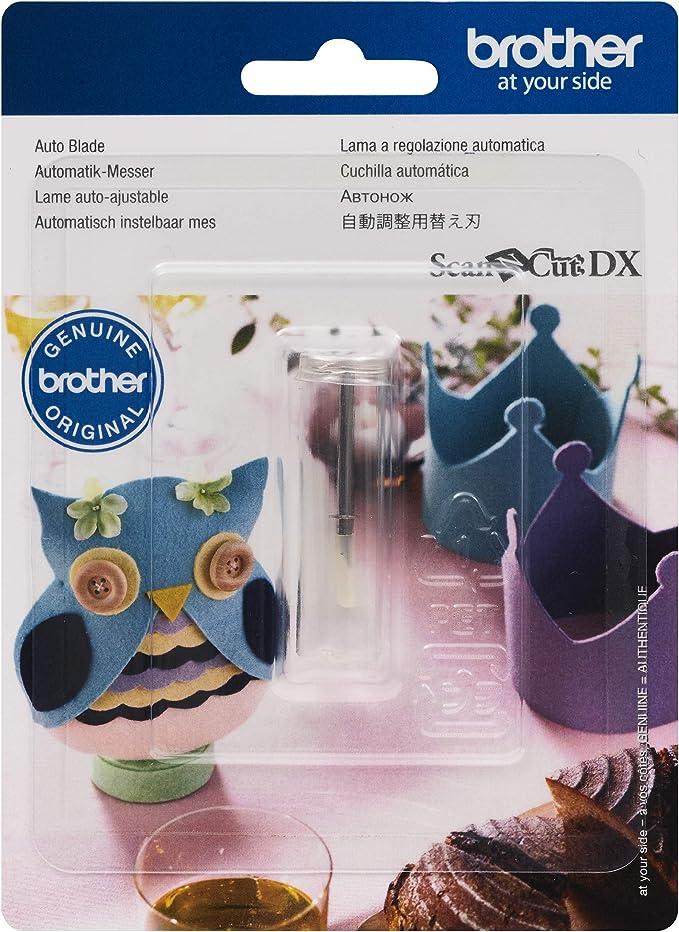 CADXBLDQ1 SDX1200 Thin Fabric Auto Blade BROTHER Scan N Cut DX Brand New