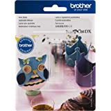 Brother ScanNCut DX CADXBLD1 Auto Blade, Replacement Accessory, Cut Materials 0.1-3mm Thick Including Fabric, Felt, Vinyl and