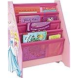 Disney Princess Kids Sling Bookcase - Bedroom Storage by HelloHome