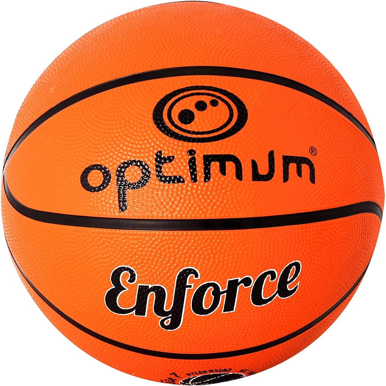 tama/ño 7 Naranja OPTIMUM Fuerza de Baloncesto Unisex Adulto