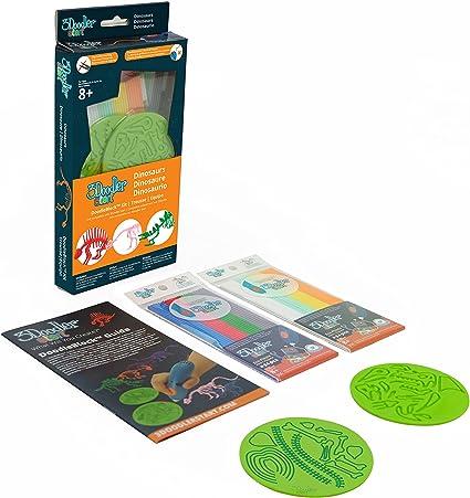 3Doodler Start Mega 3D Pen Set For Kids with Free Refill Filament Age 6 /& Up DoodleBlocks STEM Toy For Boys /& Girls Toy of The Year Award Winner