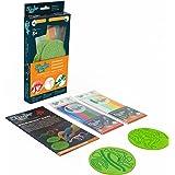 3Doodler Start Dinosaurs Doodleblock Kit with 2 Pack of Refill Filaments (3D Pen Not Included)