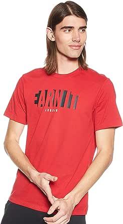 NIKE M Jmtc tee Sp19 1 - Camiseta de Manga Corta Hombre: Amazon.es: Ropa y accesorios
