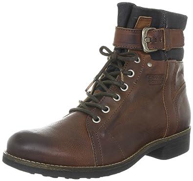 b495d2e2a42b camel active Modena 11 342.11.02, Herren Biker Boots, Braun (cognac ...