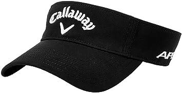 a1074215 Callaway Golf Men's Ta Low Profile Visors Caps, Black, One Size ...