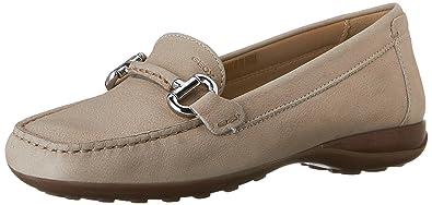 bd62326c349d5 Geox Donna Euro D, Mocassins Femme  Amazon.fr  Chaussures et Sacs