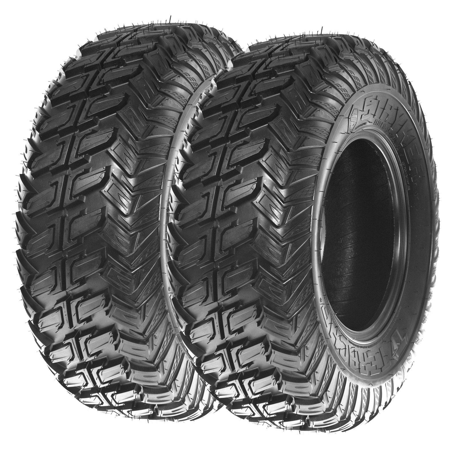 Terache STRYKER AT Radial ATV UTV All Terrain Tires 32x10R15 32x10x15 8 Ply (Set pair of 2)
