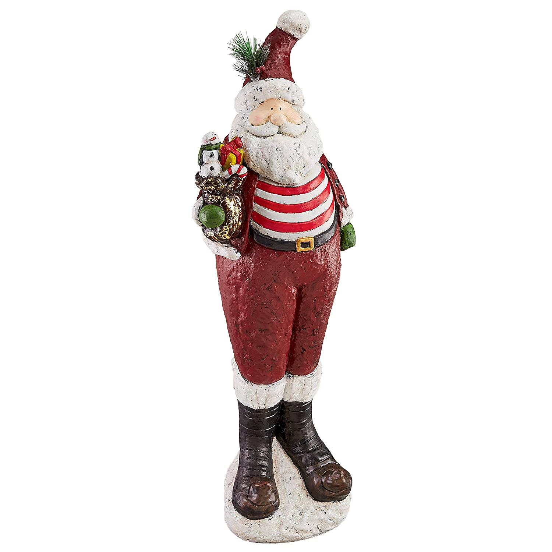 Amazon.com : Design Toscano Christmas Decorations - Chillin\' with ...