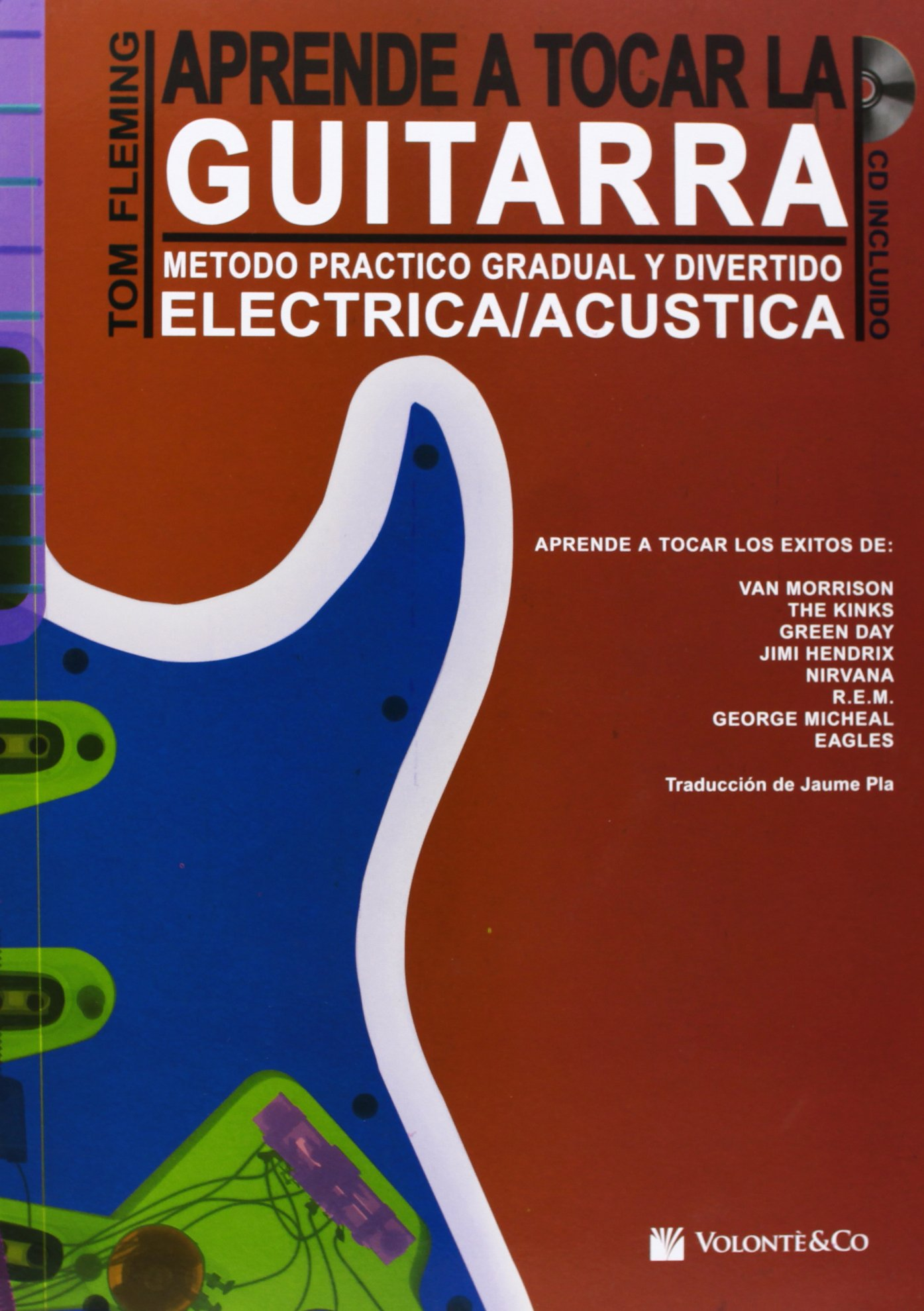 FLEMING T. - Aprende a Tocar la Guitarra (Inc.CD): FLEMING T.: 9788863881325: Amazon.com: Books