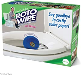 "Prank Pack ""Roto Wipe"" - Wrap Your Real Gift in a Funny Joke Gift Box - by Prank-O"
