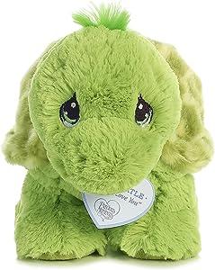 "Aurora - Precious Moments - 8.5"" Zippy Turtle"