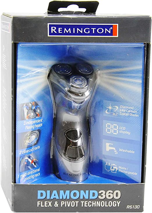 Afeitadora Remington R6130 Diamond 360 recargable: Amazon.es: Hogar