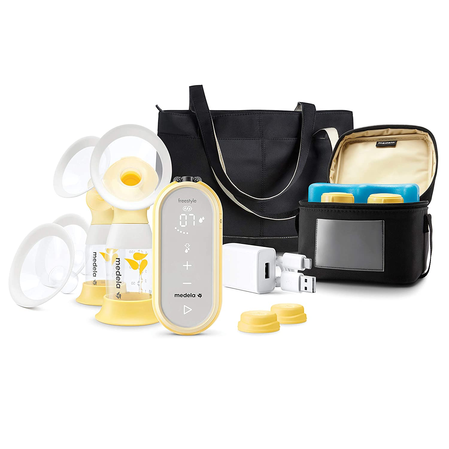 Amazon Com Medela Freestyle Flex Breast Pump Closed System