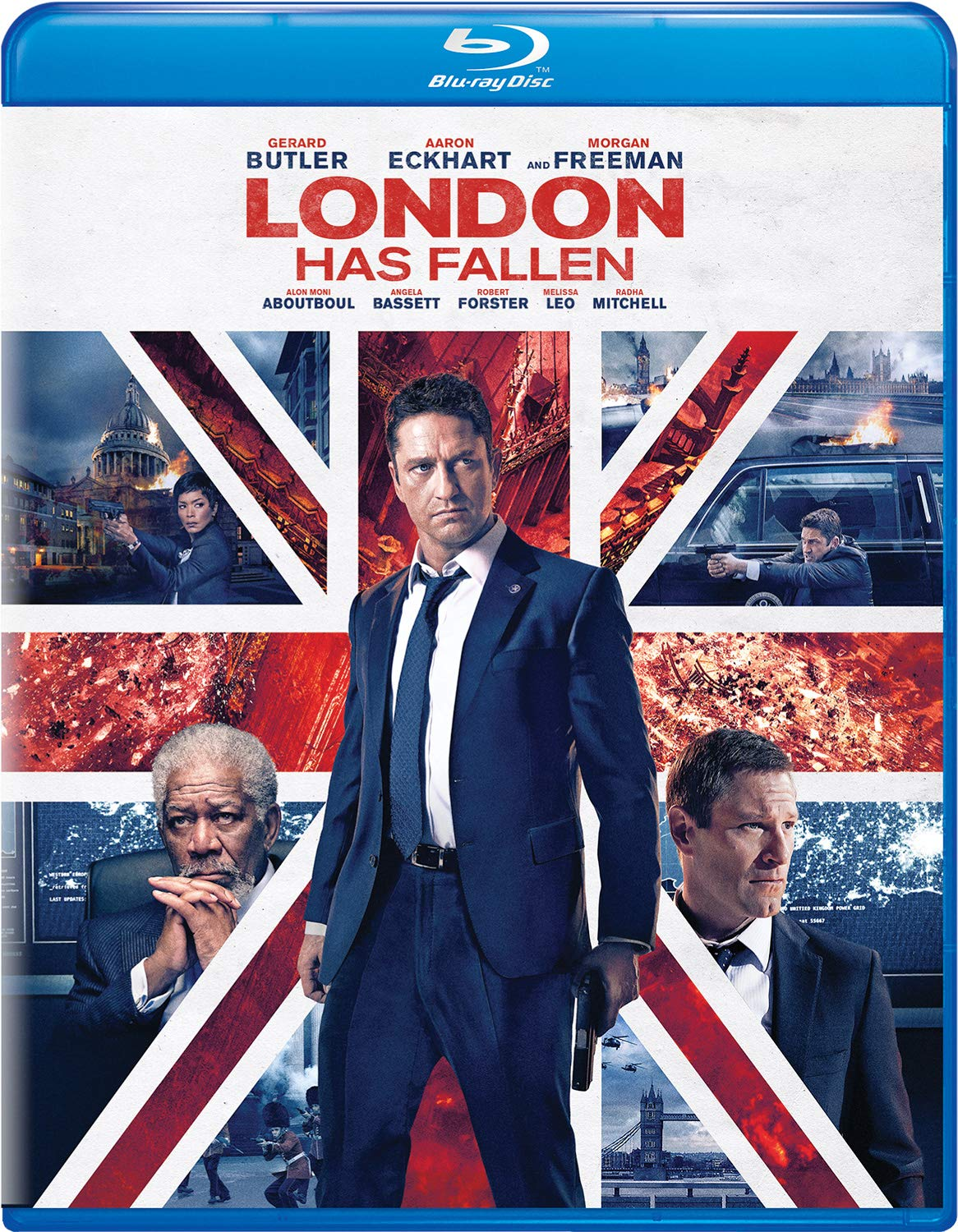 Blu-ray : London Has Fallen (Blu-ray)