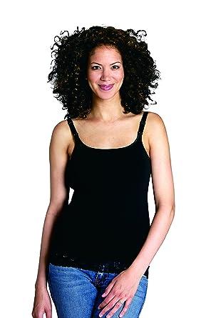e4eaf9b1cc Glamourmom Nursing Bra Top with Lace at Amazon Women s Clothing store