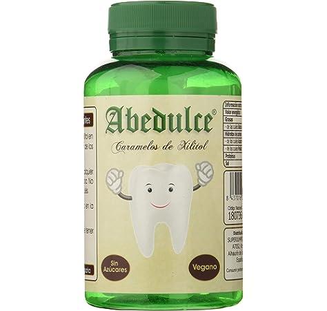 Abedulce Caramelos - Pack de 1 x 152 gr: Amazon.es: Salud y cuidado personal