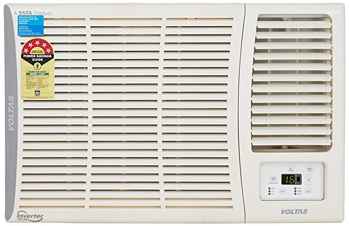 45989fddfb5 Voltas 1.5 Ton 5 Star Inverter Window AC (Copper