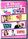 4-Movie Laugh Pack: If a Man Answers / That Funny Feeling / Tammy Tell Me True / Tammy and the Doctor (Sous-titres français)