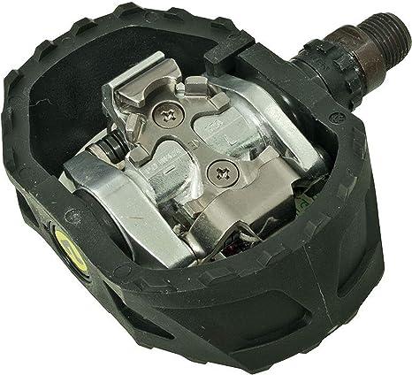 Shimano PD-M424 Pedals - Black: Amazon