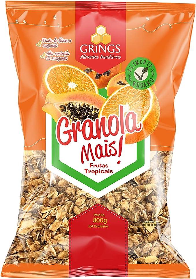 Granola Mais Grings 1Kg por Grings