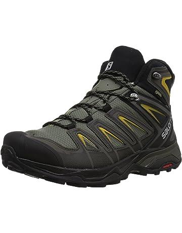 b775032d3bc85c SALOMON X Ultra 3 Mid GTX, Chaussures de Randonnée Hautes Homme