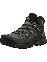 new products aec5d fdfa6 Salomon Mens X Ultra 3 Wide Mid GTX Hiking boots