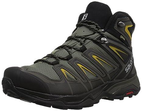 96e082724f3 SALOMON X Ultra 3 Mid Gore-TEX Walking Boots (2E Width) - AW19
