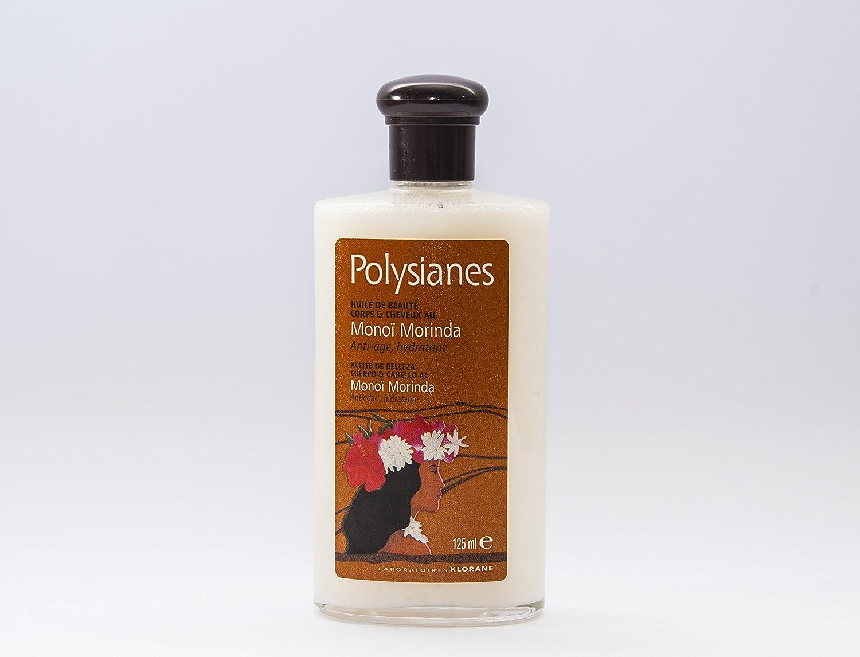 Polysianes HUILE BEAUTE MONOI MORINDA 125ML Klorane 1696