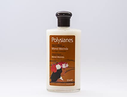 KLORANE Polysianes Monoi Morinda Cuerpo y Cabello 125 ml