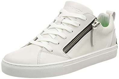 11246ks1, Sneakers Basses Homme, Blanc (Weiß), 40 EUCrime London