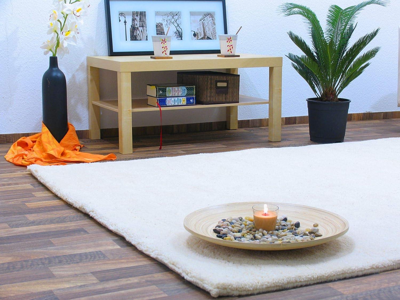 Berber Teppich Teppich Teppich natur aus 100% Schurwolle Rabat 15 15 simple Wollweiss in 27 Größen, Größe  120x180 cm 9b0fe9