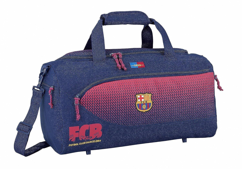 Safta Bolsa De Deporte F.C. Barcelona Corporativa Oficial 500x250x250mm FC Barcelona 711825553