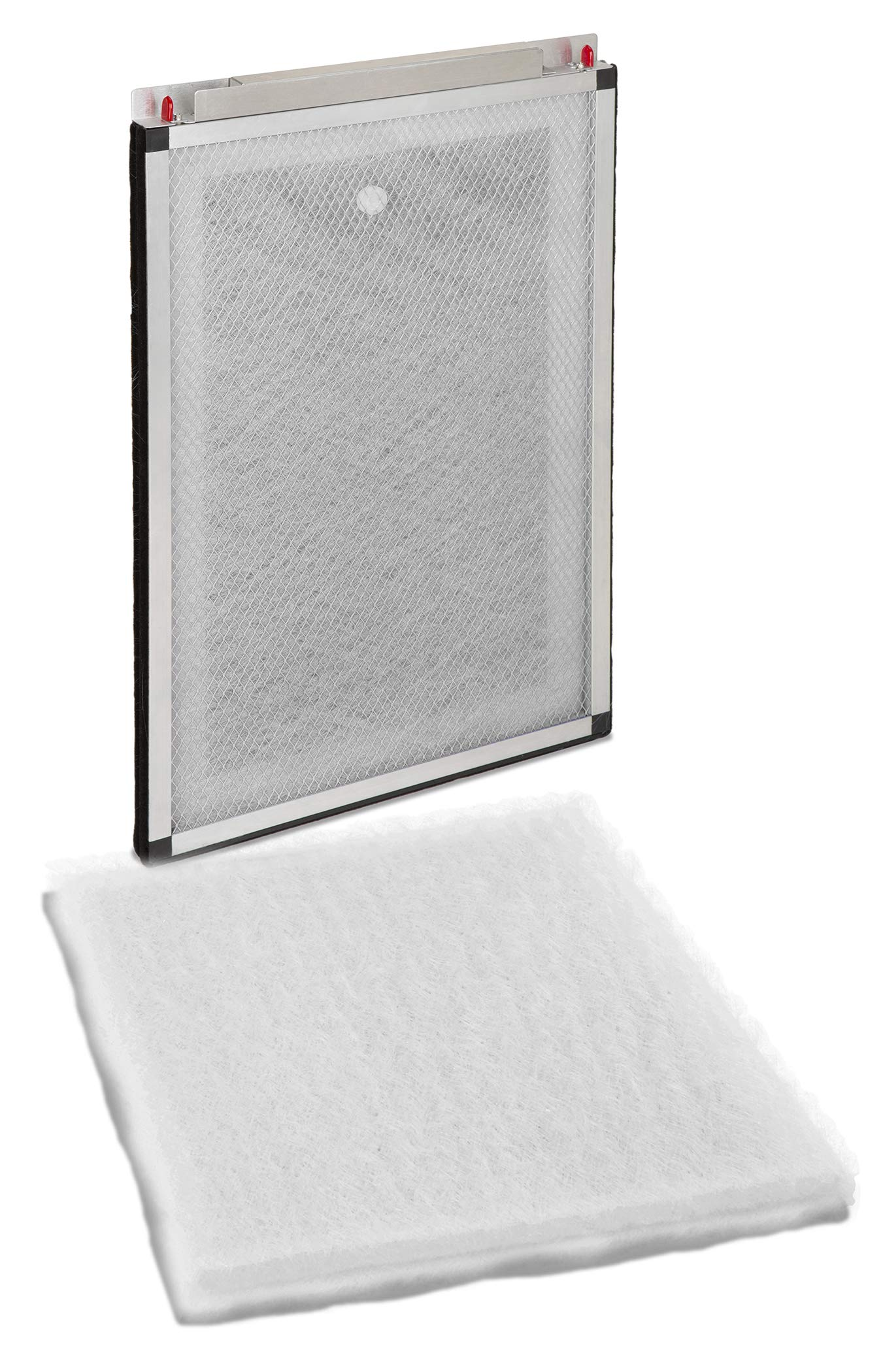 20 x 30 x 1 - Natures Home Micro Power Guard Air Cleaner Replacement Compatible Filter Pads, (3) Pack White by Dynamic-Sales-HVAC com (Image #1)