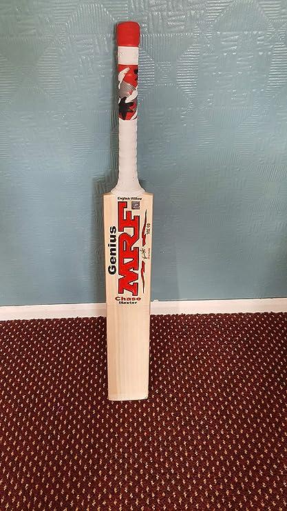 3637dcb6be9 Amazon.com   MRF Genius VK Chase Master Cricket Bat   Sports   Outdoors