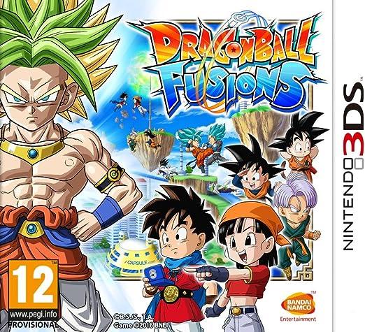 Namco Bandai Games Dragon Ball Fusions, Nintendo 3DS Básico Nintendo 3DS Inglés vídeo - Juego (Nintendo 3DS, Nintendo 3DS, Acción / RPG, T (Teen)): Amazon.es: Videojuegos